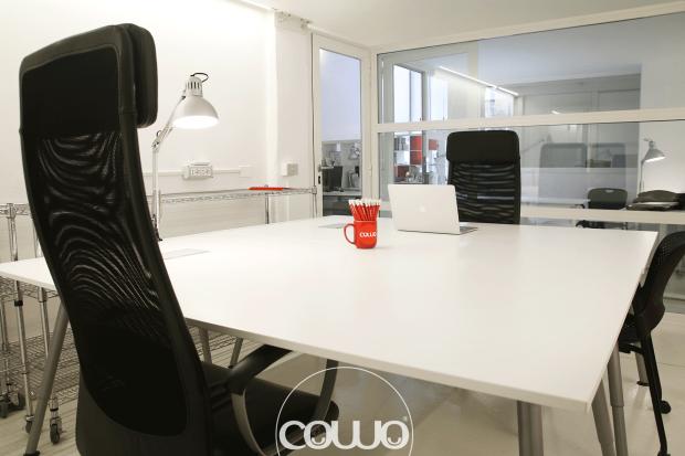 Spazio ufficio condiviso in coworking a Milano