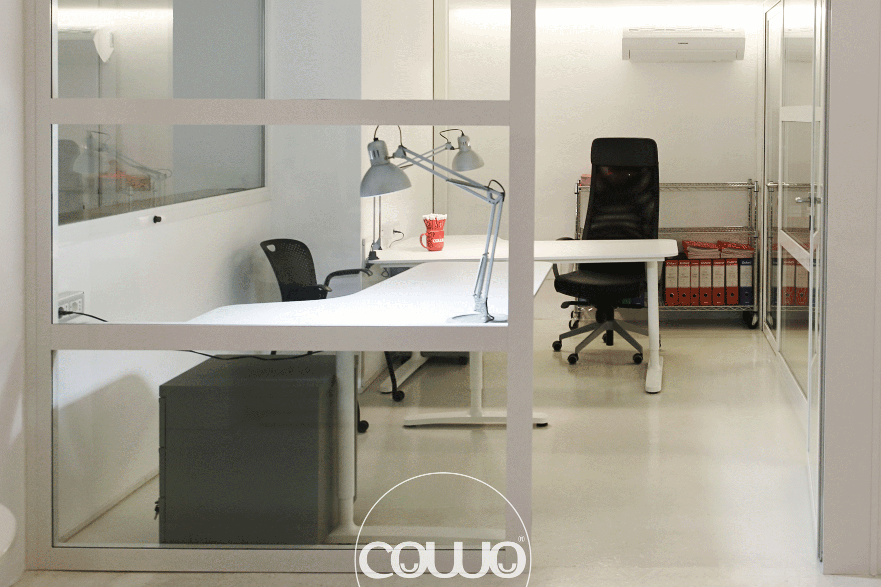 INDIPENDENT OFFICE FOR 2 PEOPLE in Milan