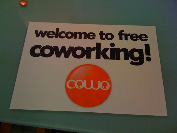 Cowo Milano/Lambrate: free coworking for the Milan Design Week. We wait for you from April 12 to 17 @Ventura Lambrate District.