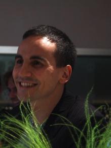Benedetto Sicca, Coworker allo spazio Cowo di Milano Lambrate