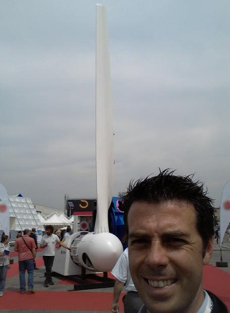 Davide Tagliapietra, coworker Cowo Milano Lambrate.