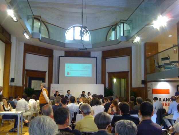 #Milanocoworking - Se la città ascolta i suoi coworking. Storify dell'incontro del 25/6.