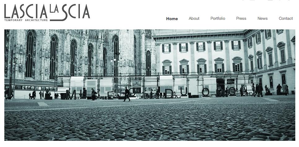 Lascia Lascia Architect Studio @Coworking Cowo Milano