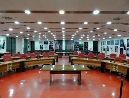 coworking al Consiglio di Zona 3, a Milano.