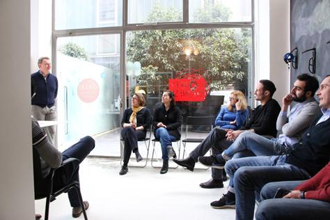 Le foto del Presentation Lunch con Alberto Canali!