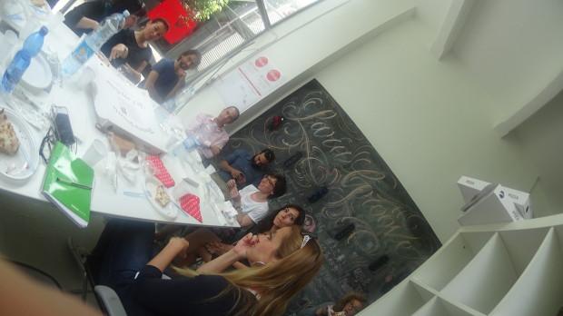 Presentazion Lunch al Coworking Cowo Milano/Lambrate, con Silvia Ivaldi