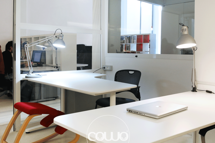 Scrivania in affitto al Coworking Milano Lambrate by Cowo®