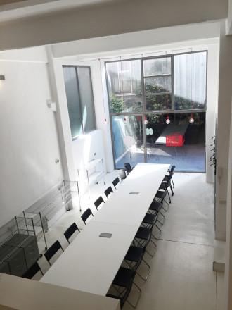 Sala riunioni Milano Lambrate, presso Coworking Cowo