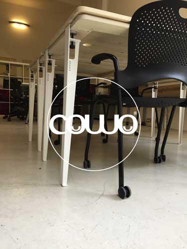 Coworking a Milano lambrate tavoli intelligenti