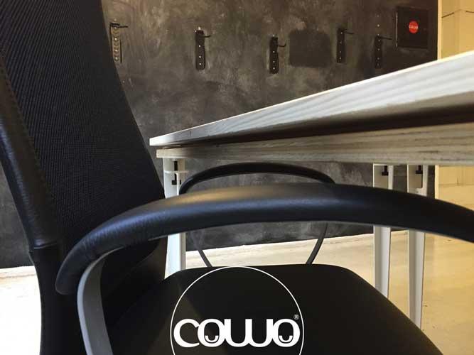 Cowo Milano Lambrate: nuove scrivanie
