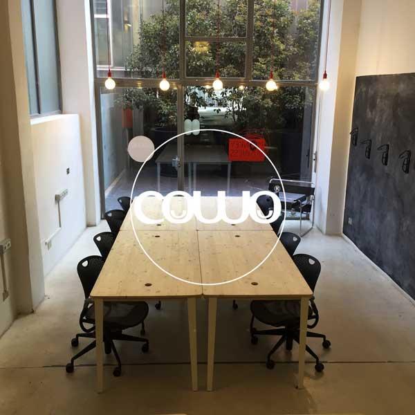 I nuovi tavoli del Cowo. Perché nulla è più importante in un Coworking