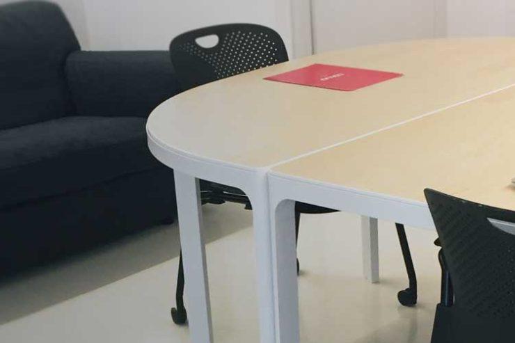 A Lambrate una sala riunioni come si deve