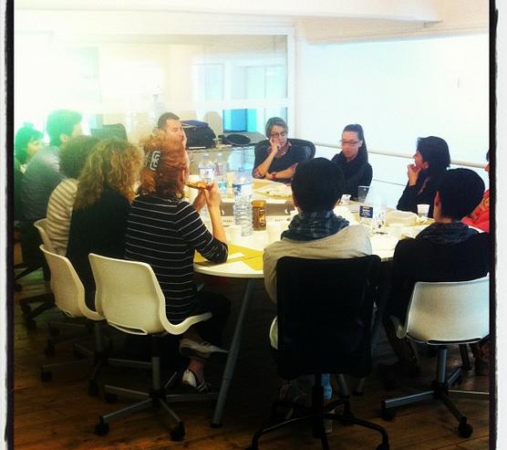 Cowo Presentation Lunch al Coworking Milano Lambrate