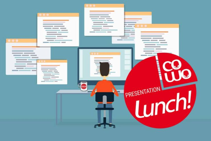 Presentation Lunch con Ale Mazzotti