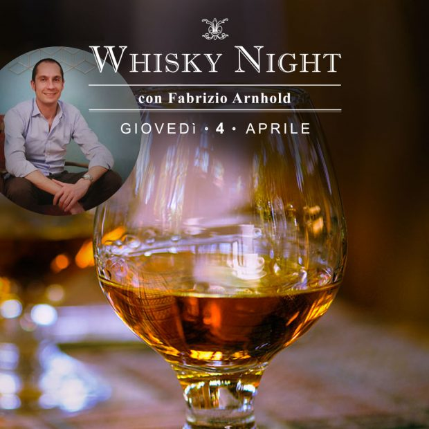 Whisky Night al Cowo