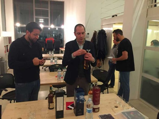 Coworking Lambrate: whisky night