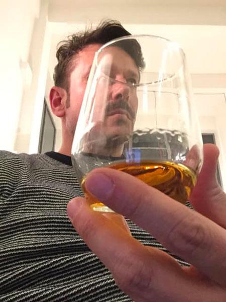 Tronchin al Coworking Lambrate: degustazione whisky
