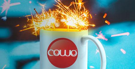 Buon anno alla Coworking Community dal nostro piccolo grande Cowo: nel 2021 entriamo nel nostro 13° anno di attività!
