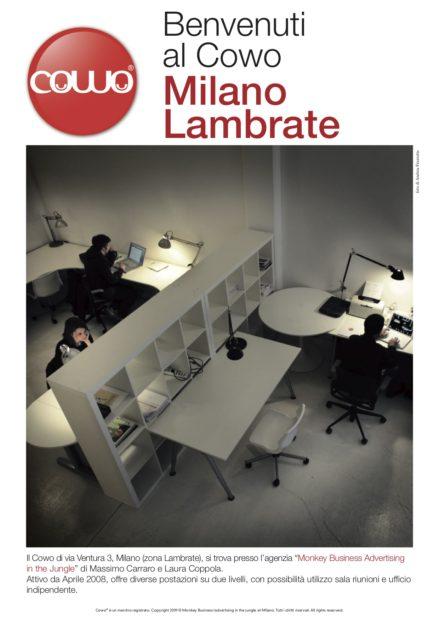 Presentazione Milano Lambrate: Scarica l'ebook gratuito
