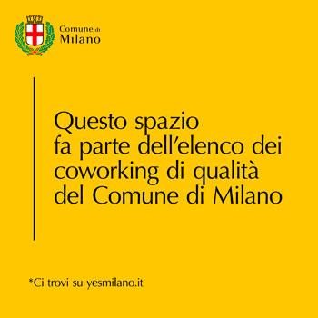 coworking milano lambrate spazio coworking di qualità, certificato dal Comune di Milano